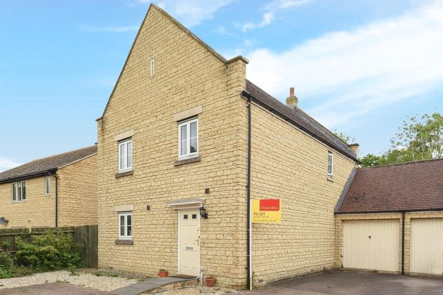 Thumbnail Detached house to rent in Witney, Witney