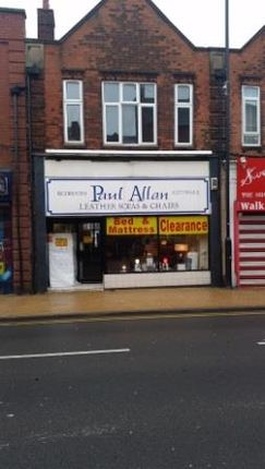 Thumbnail Commercial property for sale in 29 Outram Street, Sutton In Ashfield, Nottingham, Nottinghamshire