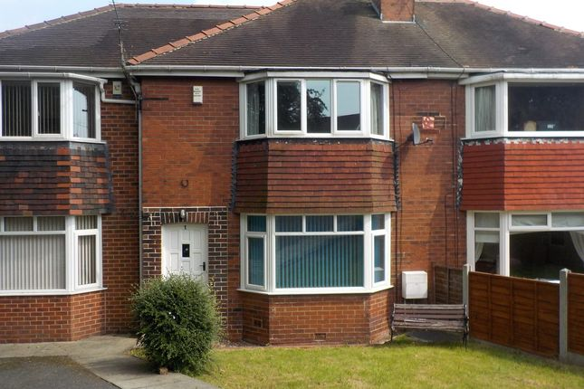 Thumbnail Town house to rent in Springbank Road, Gildersome, Leeds