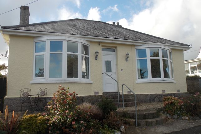 Thumbnail Detached bungalow to rent in Edgcumbe Road, St. Austell