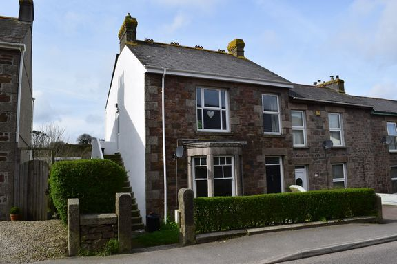 Thumbnail Flat for sale in Southgate Street, Redruth