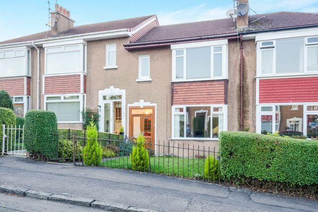 Thumbnail Terraced house for sale in Drumby Drive, Clarkston, Glasgow