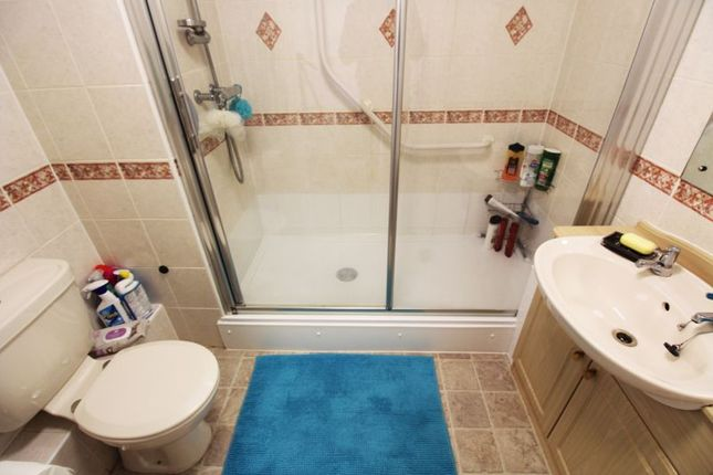 Shower Room of Croxall Court, Walsall WS9