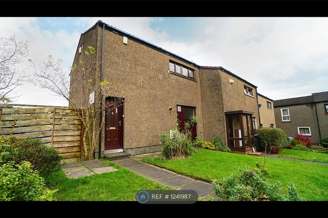 Thumbnail End terrace house to rent in Woodhead View, Cumbernauld, Glasgow