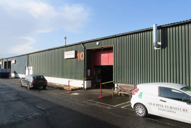 Thumbnail Light industrial to let in Victoria Road, Burgess Hill