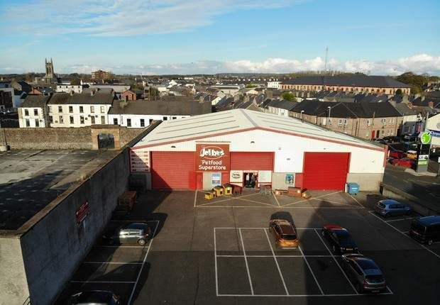 Thumbnail Industrial for sale in To 21 Beresford Court, Coleraine, County Londonderry