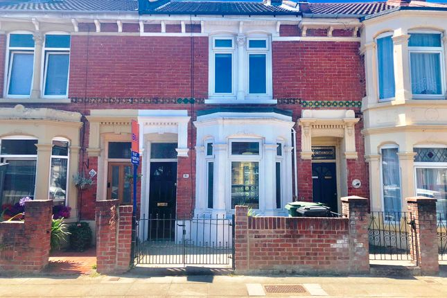 Thumbnail Property to rent in Beaulieu Road, Portsmouth