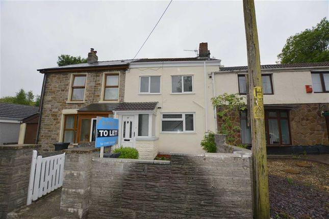 Thumbnail Terraced house to rent in Swansea Road, Merthyr Tydfil