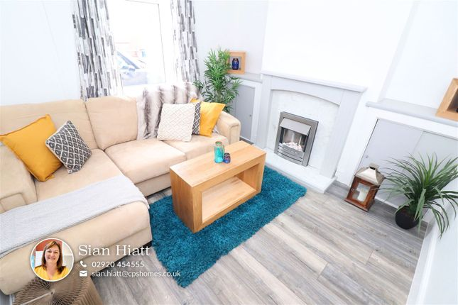 2 bed terraced house for sale in Cumnock Terrace, Cardiff CF24