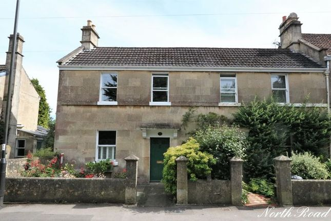 End terrace house for sale in North Road, Combe Down, Bath