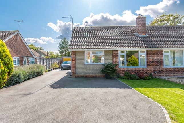 Thumbnail Semi-detached bungalow for sale in Mill Gardens, Ringmer