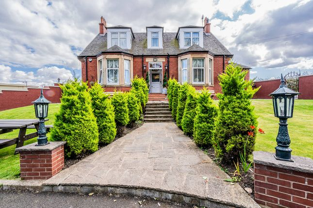 Thumbnail Detached house for sale in Whitehill Road, Newcraighall, Edinburgh