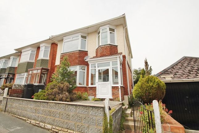 Thumbnail Detached house to rent in Redbreast Road, Bournemouth