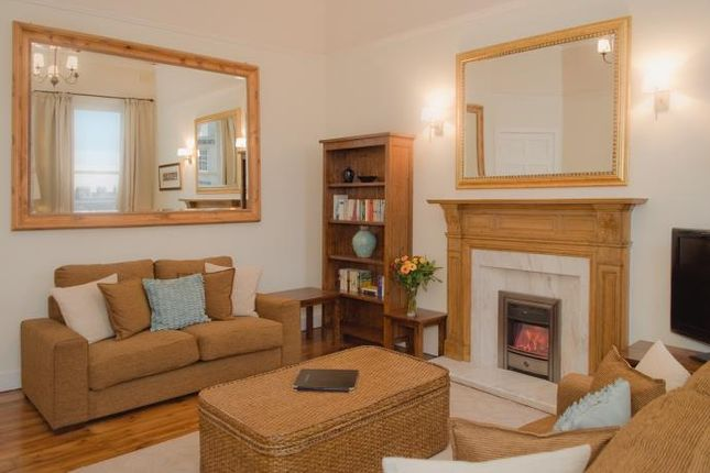 Thumbnail Flat to rent in Lynedoch Place, Edinburgh
