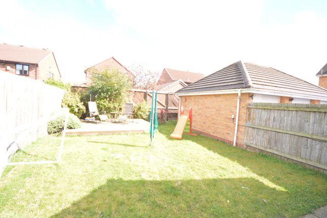Rear Garden of Ferryside, Thelwall, Warrington WA4