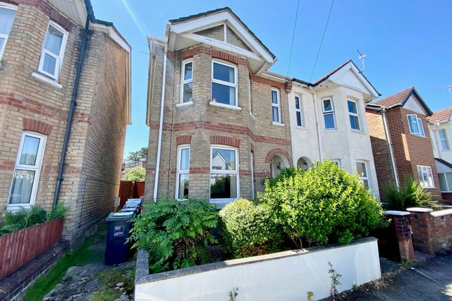 Thumbnail Semi-detached house for sale in Portland Road, Winton