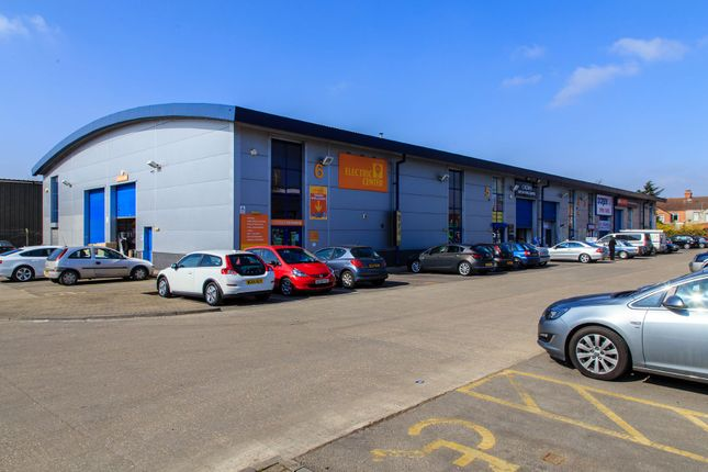 Thumbnail Warehouse to let in London Road, Bedford