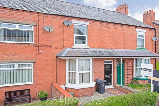 Thumbnail Terraced house for sale in Fairfield Road, Queensferry, Deeside
