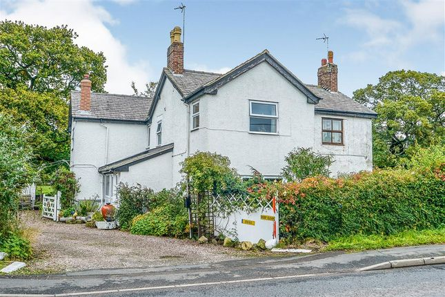 Thumbnail Semi-detached house for sale in Parkgate Road, Woodbank, Chester