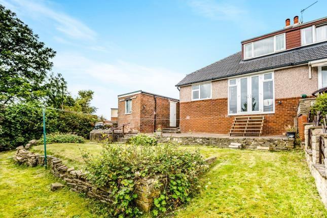 3 bed semi-detached house for sale in Deer Croft Crescent, Salendine Nook, Huddersfield, West Yorkshire