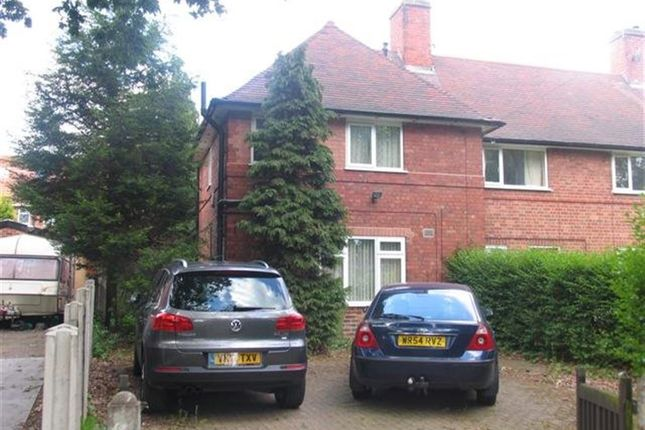Thumbnail Terraced house to rent in Woodside Road, Beeston