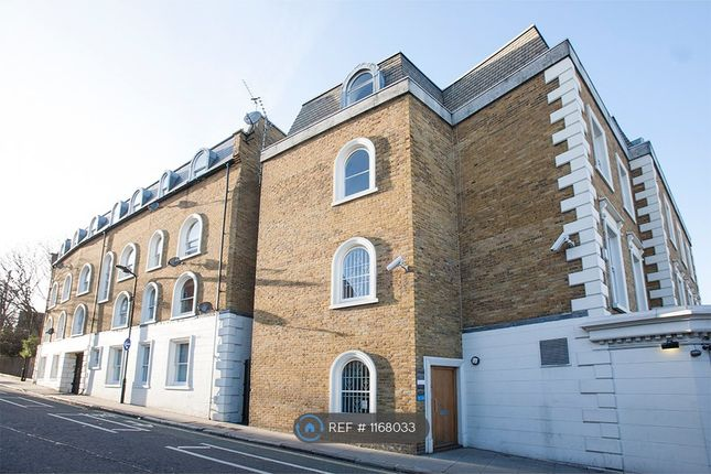 Thumbnail Flat to rent in Regents Park Road, London