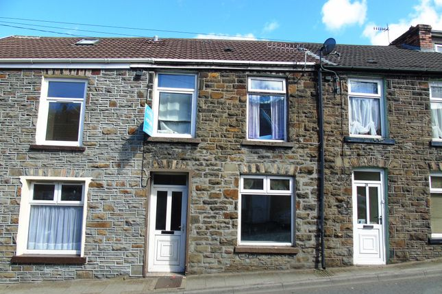 Thumbnail Terraced house for sale in High Street, Mountain Ash