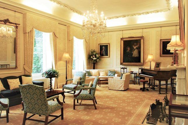 Sitting Room of Swallowfield Park, Swallowfield, Reading RG7