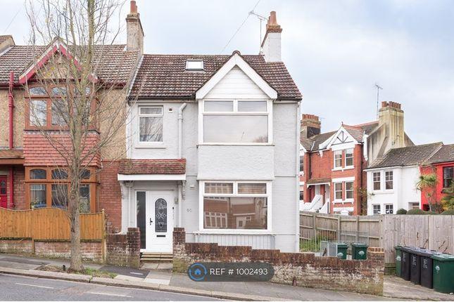 Studio to rent in Hartington Road, Brighton BN2
