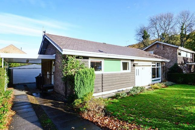 Thumbnail Detached bungalow for sale in Brinkburn Drive, Dore, Sheffield