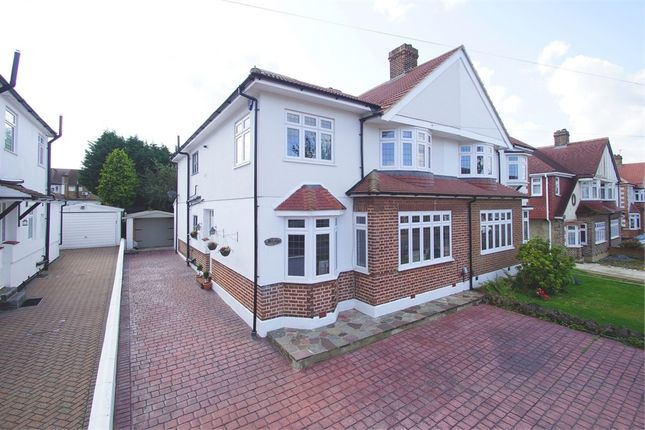 Thumbnail Semi-detached house for sale in Melville Road, Sidcup, Kent