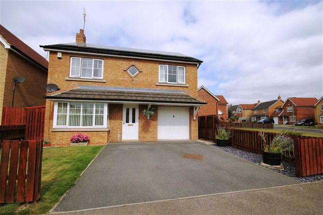 4 bed detached house for sale in Abbots Green, Willington, Co Durham