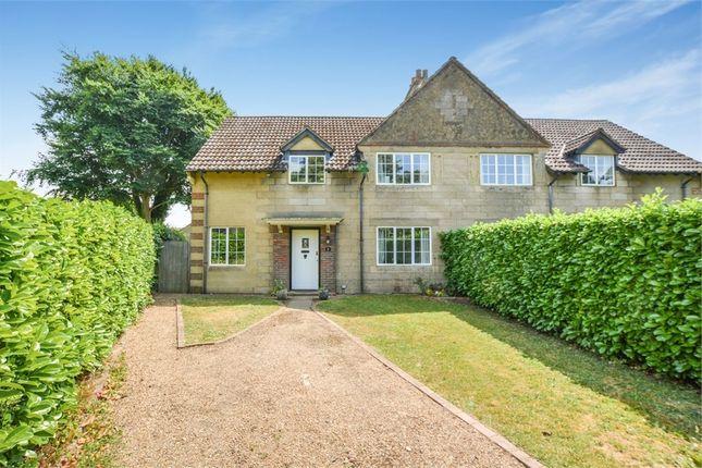 Thumbnail Semi-detached house for sale in Elm Close, Amersham, Buckinghamshire