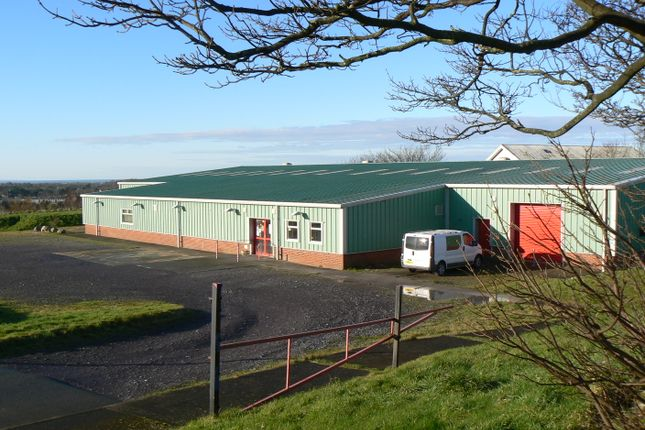 Thumbnail Leisure/hospitality for sale in Cibyn Industrial Estate, Caernarfon