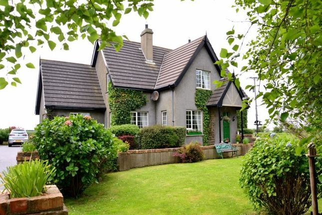 Thumbnail Detached house for sale in Tullykevin Road, Greyabbey, Newtownards