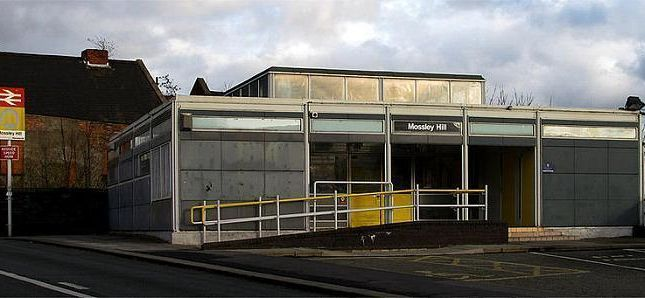 Retail premises to let in Mossley Hill Station, Rose Lane, Mossley Hill, Liverpool, Merseyside