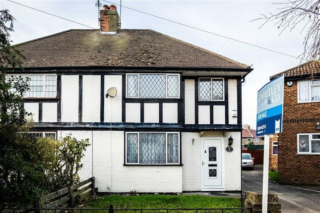 Thumbnail Semi-detached house for sale in Maxwell Road, West Drayton, Middlesex