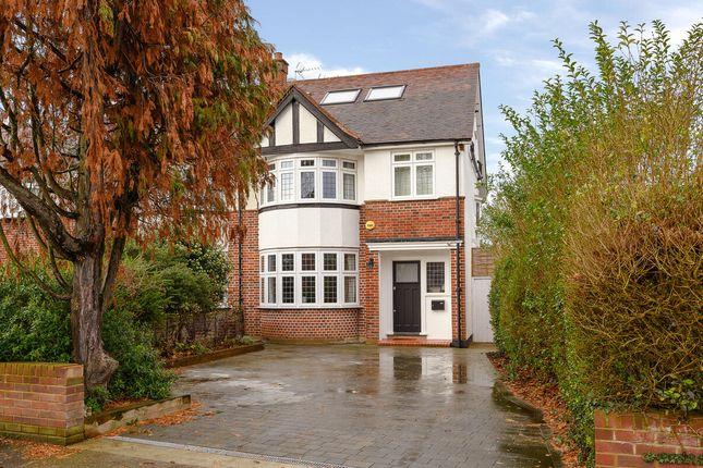 Thumbnail Semi-detached house for sale in Southborough Road, Surbiton