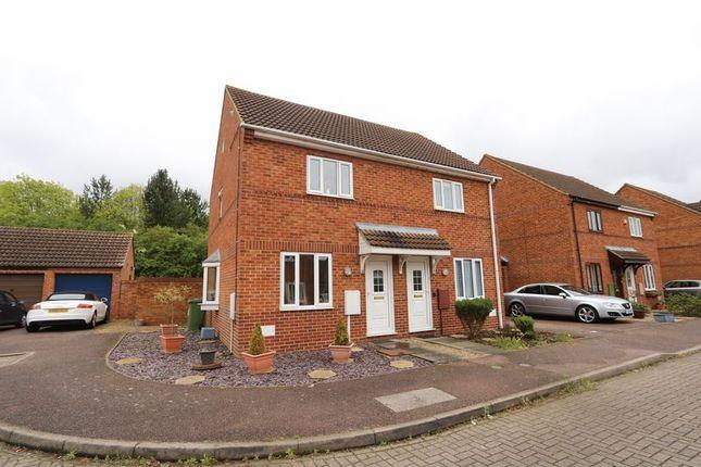 Thumbnail Property for sale in Tredington Grove, Caldecotte, Milton Keynes