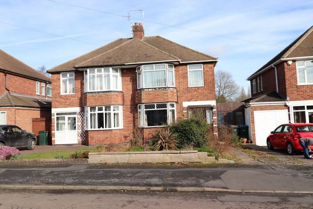 Thumbnail Property to rent in Frankton Avenue, Styvechale, Coventry
