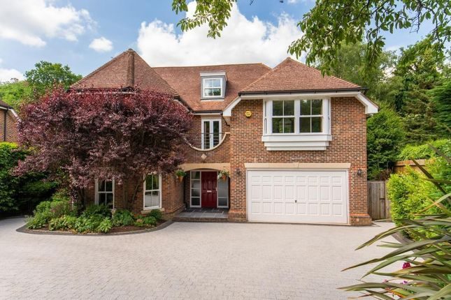 Thumbnail Detached house for sale in Burgess Wood Grove, Beaconsfield, Buckinghamshire