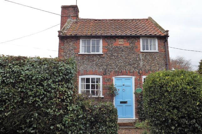 Thumbnail Cottage for sale in The Street, Blythburgh, Halesworth