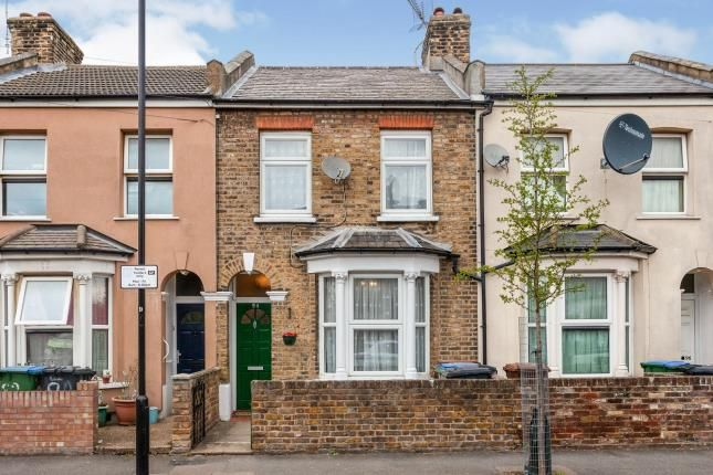 2 bed terraced house for sale in Drapers Road, London E15