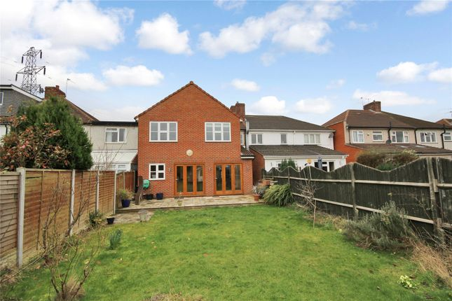 Thumbnail Semi-detached house for sale in Cumberland Avenue, South Welling, Kent