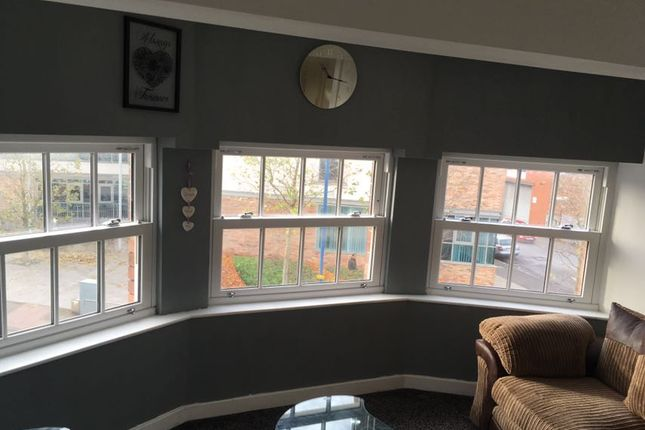 Thumbnail Flat to rent in Elder Lane, Stoke On Trent