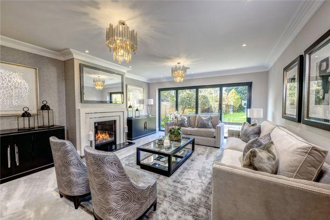 Living Room of Woodlands Glade, Beaconsfield, Bucks HP9