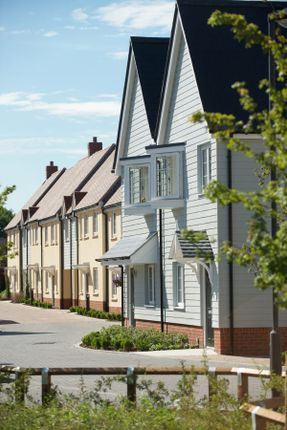 Thumbnail Terraced house for sale in The Rayleigh, Berryfields, Chapel Road, Tiptree, Essex