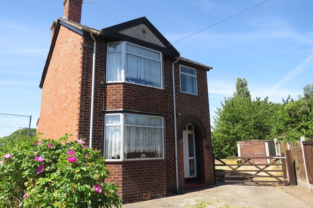 Thumbnail Detached house for sale in Hill Top Avenue, Winsford