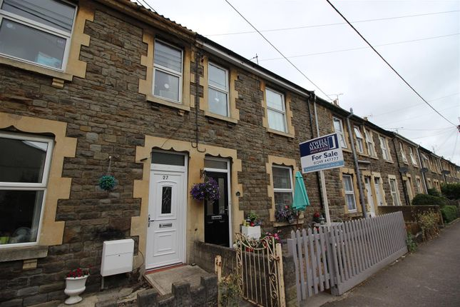 Thumbnail Terraced house for sale in Tugela Road, Chippenham