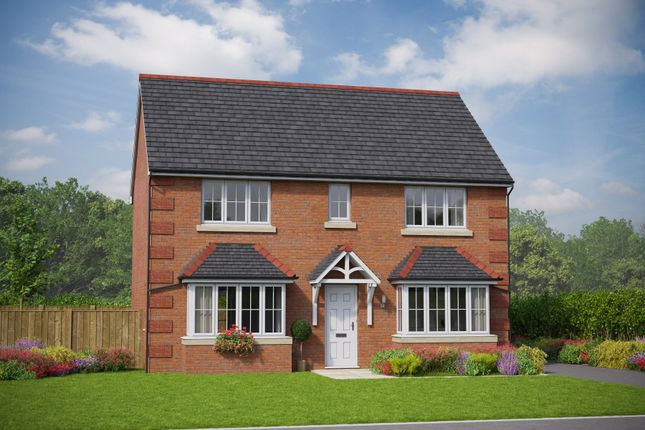 Thumbnail Detached house for sale in The Betws, Plot 188, Dyserth Road, Rhyl